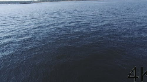 Waves on The Volga River
