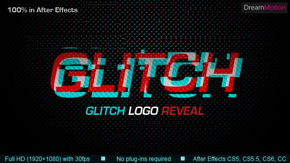 Thumbnail for Glitch Logo enthüllt