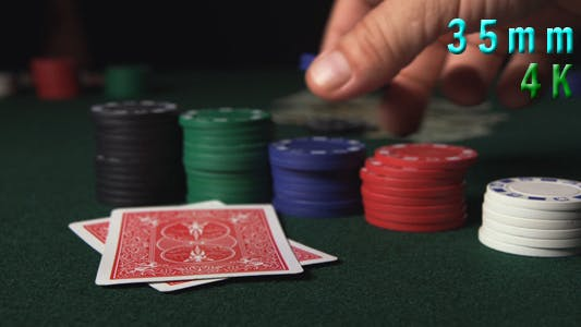 Thumbnail for Two Ace Poker Cards In Hand 40