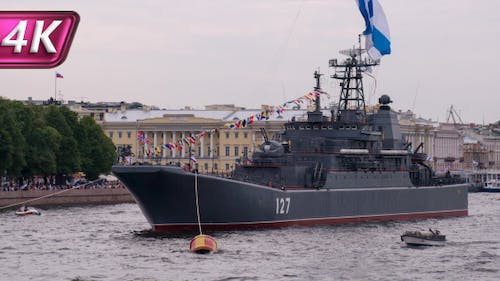 Ship of the Russian Navy