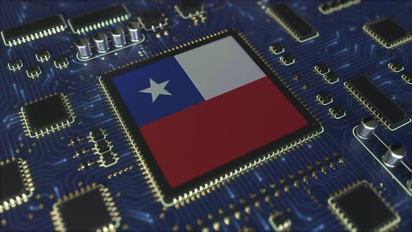Thumbnail for Flag of Chile on the Operating Chipset