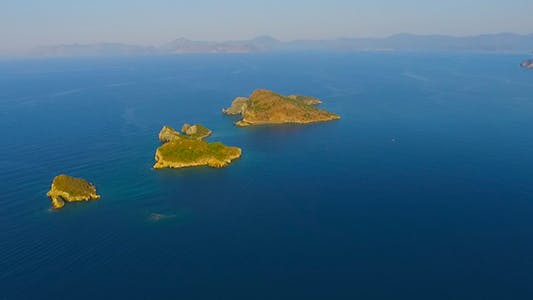 Thumbnail for Island Aerial View