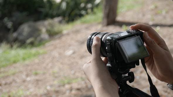 Thumbnail for Setting Camera Garden