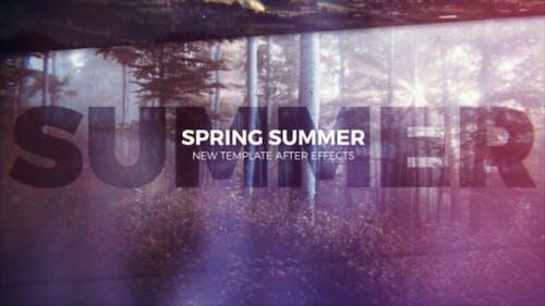 Frühling Sommer