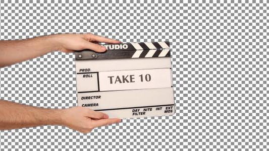 Thumbnail for Clapperboard