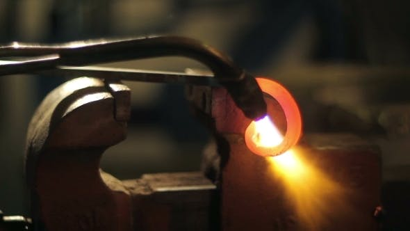 Thumbnail for Work Welding, Spark Fire