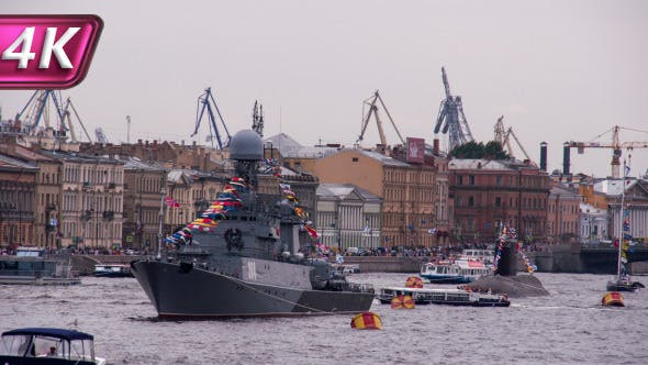 Thumbnail for Russian Naval Parade