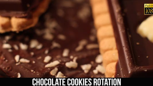 Thumbnail for Chocolate Cookies Rotation 4
