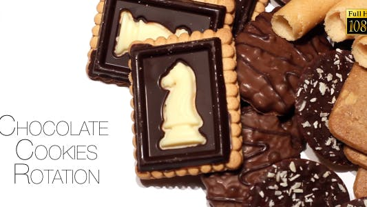 Thumbnail for Chocolate Cookies Rotation 6