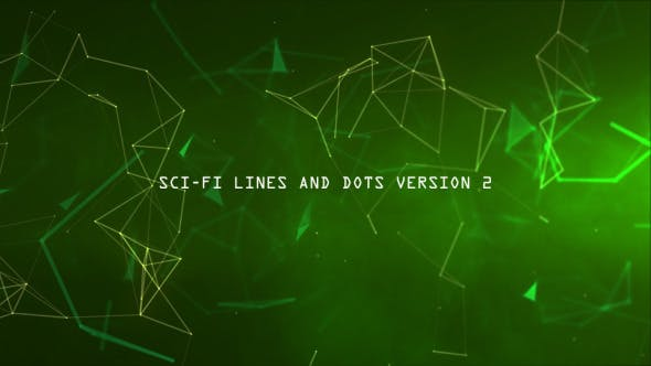 Thumbnail for Sci-Fi Lines and Dots Version 2