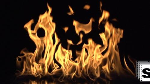 Feuerklammern