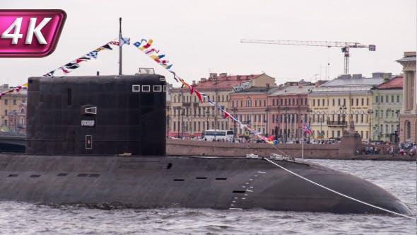 Thumbnail for Russian Submarine