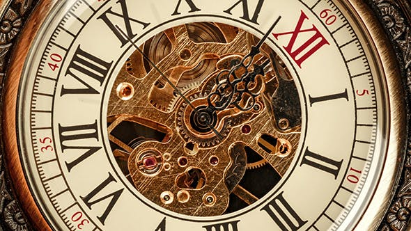 Thumbnail for Spiral Clock Track Of Time