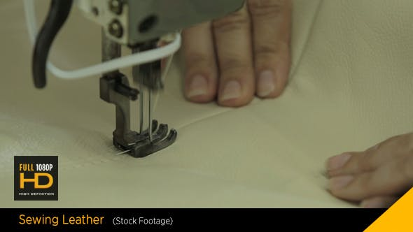 Cover Image for Sewing Leather Machine