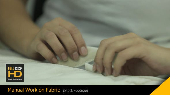 Thumbnail for Manual Work on Fabric
