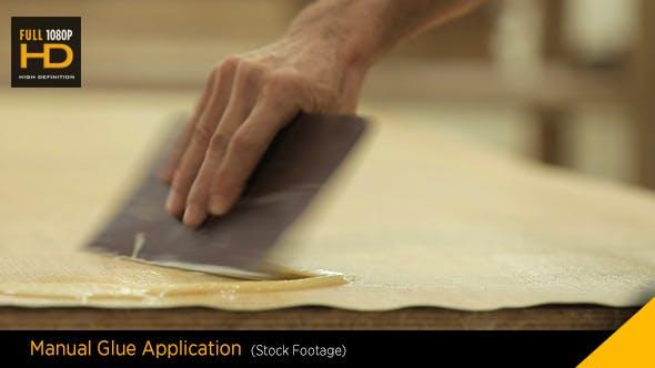 Thumbnail for Manual Glue Application