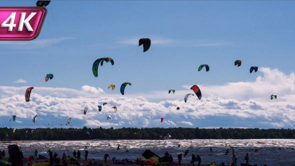 Time Kiteboarding