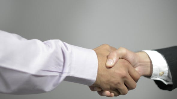 Thumbnail for Business Hand Shake