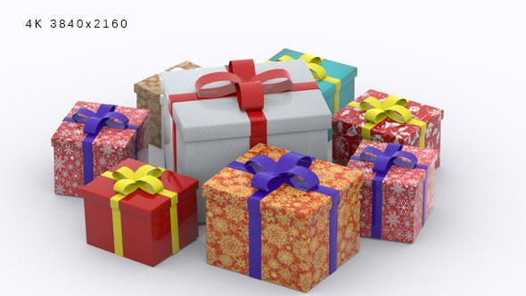 Thumbnail for Geschenkbox Hintergrund