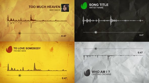Classic Music Visualizer