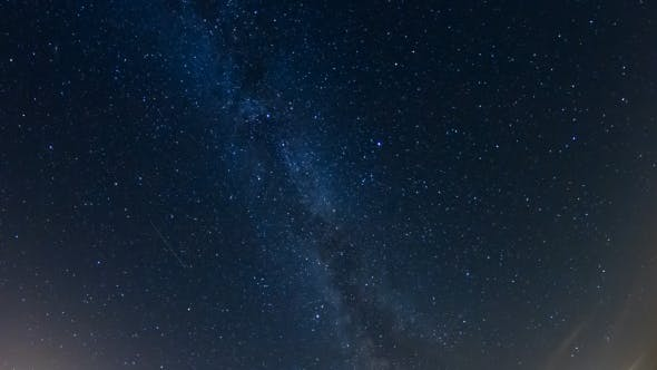 Thumbnail for Starry Sky, The Milky Way