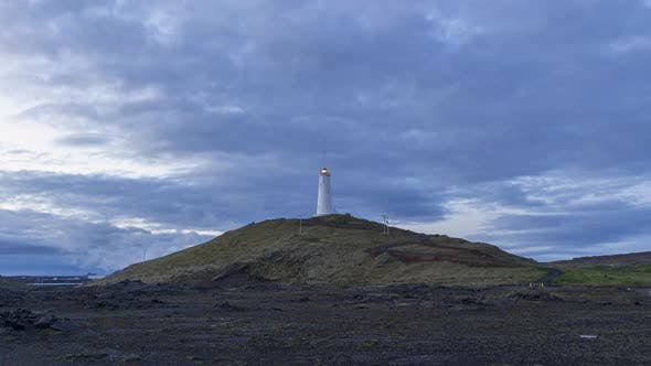 Thumbnail for Reykjanes Lighthouse in Iceland