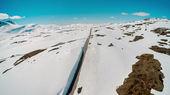 Thumbnail for Road In Norway