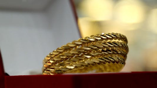 Thumbnail for Gold Bangle