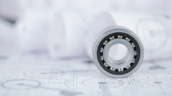 Cover Image for Technical Drawings With The Bearing