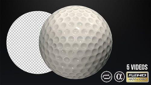 Golf Ball - 5 Pack
