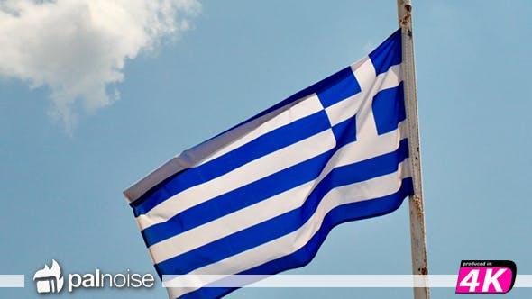 Thumbnail for Greece Flag Greek