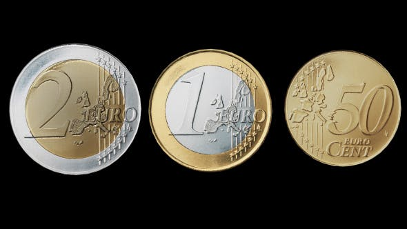 Cover Image for Euro Coins