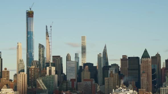 Thumbnail for Midtown Manhattan New York City
