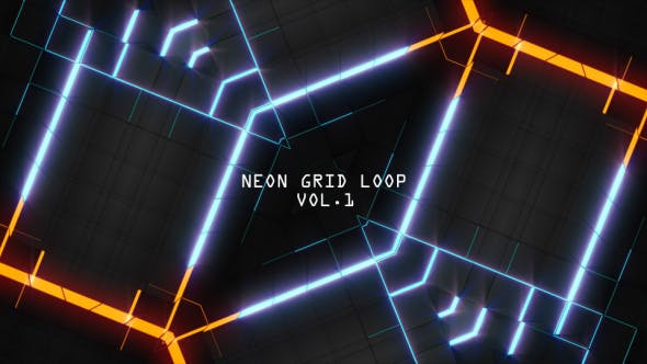 Thumbnail for Neon Grid Loop Vol.1