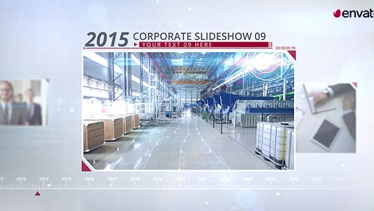 Thumbnail for Corporate Promo - Photo Slideshow