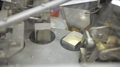 The Production Of Butter