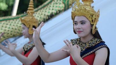 Lao Culture Dance