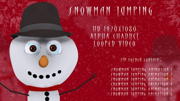 Thumbnail for Snowman Jumping