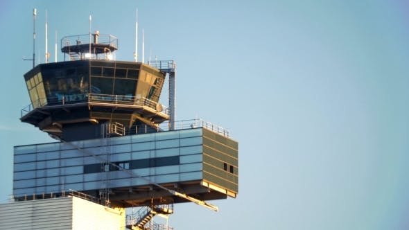 Thumbnail for Airport Traffic Control Tower