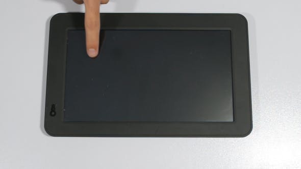 Thumbnail for Surfing Online on Touch Screen