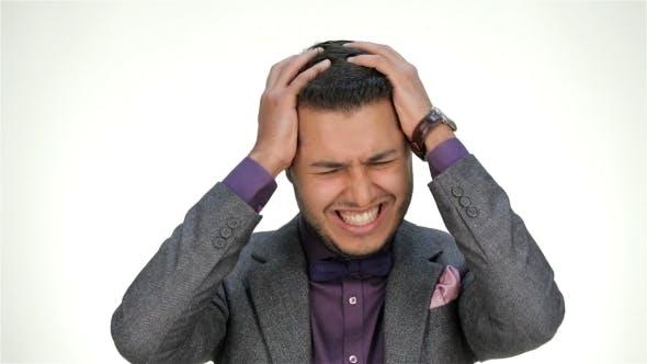 Thumbnail for Businessman Under Stress