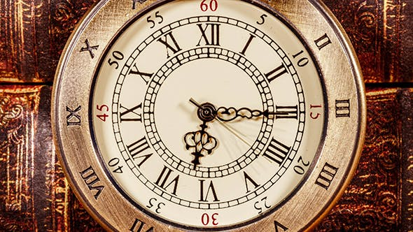 Thumbnail for Vintage Antique Pocket Watch