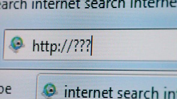 Thumbnail for Internet Web Address