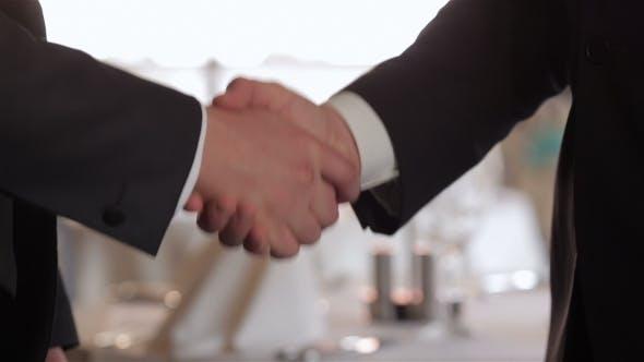 Thumbnail for The Men Shake Hands