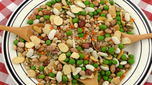 Cover Image for Legumes Delicious and Healthy Natural 6