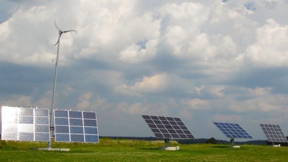 Thumbnail for Solar Panels.