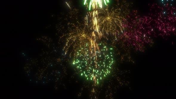 Diwali Fireworks 04