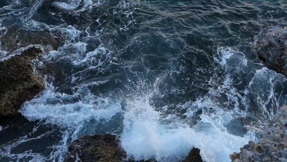 Thumbnail for Splashing Waves Against The Rock