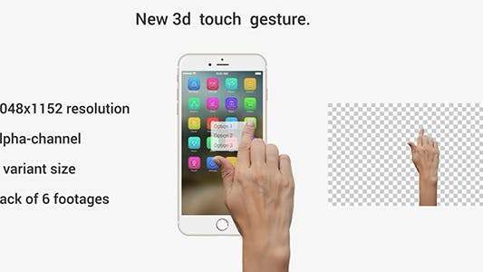 Thumbnail for Touch Gestures