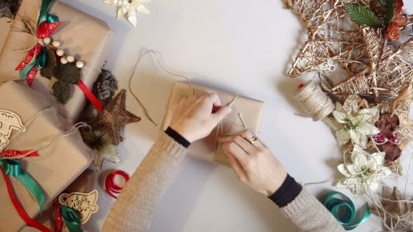 Thumbnail for Wrapping Christmas Presents